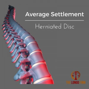 Average Herniated Disc Settlement in Florida