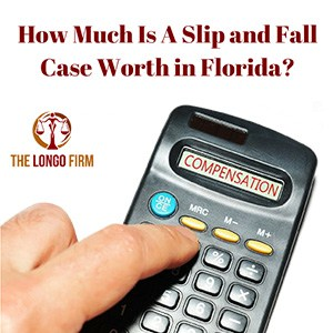 How Much is a Slip and Fall Case Worth in Florida?